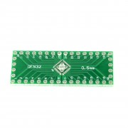 PCB Adaptor QFN32 și QFN40 către DIP
