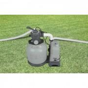 Intex pompa sabbia combo con sistema eco per piscine 32000 l