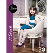Ciorapi fetite Lucy Rebeca 30 den