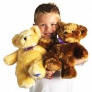 Keep Me Warm Teddy Bear
