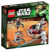 LEGO Star Wars Clone Troopers vs Droidekas