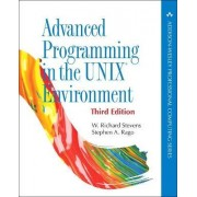 Advanced Programming in the UNIX Environment by W. Richard Stevens