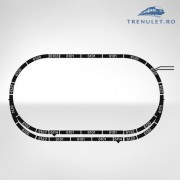 Circuit de sine oval HO, Fleischmann 6353