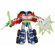 Transformers Prime Beast Hunters Voyager Class Series 3 Optimus Prime Action Figure 6.5 Inches by Transfromers
