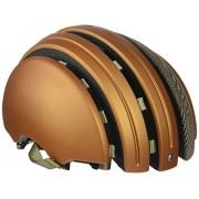 Brooks Casco da bicicletta per adulti J. B. Classic, Unisex, Fahrradhelm J. B. Classic Helmet, brown Prince of Wales/Copper, M