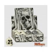 Lumanare Halloween Craniu