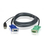 ATEN3M KVM CABLEHD15/USB FOR CS1716A