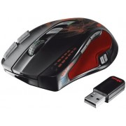 Mouse Gaming Wireless Trust GXT 35 (Negru)