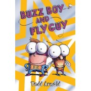 Buzz Boy and Fly Guy (Fly Guy #9), Hardcover