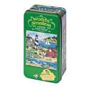University Games - 82025 - Puzzle Classique - Les Plus Petits Puzzles de 1000 pièces du Monde - Noël