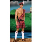 Dreamguy Hot Scottie Costume 5084