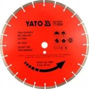 Yato DISC CU DIAMANT PT BETON 300X25,4MM YT-5953