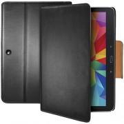 Husa Agenda Wally Negru SAMSUNG Galaxy Tab 4 10.1 Celly