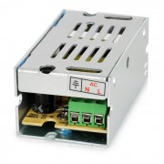 12V / 1A Constant Voltage Switching Power Supply Transformer for LED - Silver (AC 90~264V)