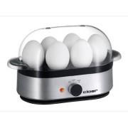 Cloer Äggkokare för 6 ägg- Aluminium