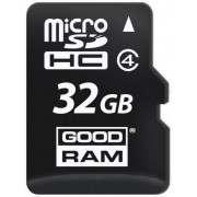 Card de memorie GOODRAM SMC00270, microSD, 32GB, Clasa 4