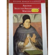 Selected Philosophical Writings - Aquinas