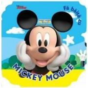 Fa Baita Cu Mickey Mouse