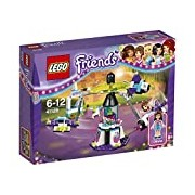 LEGO 41128 Friends Amusement Park Space Ride Construction Set - Multi-Coloured