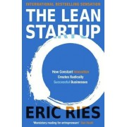 Eric Ries The Lean Startup: How Constant Innovation Creates Radically Successful Businesses (Viking)