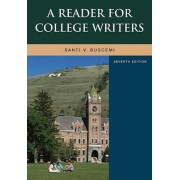 A Reader for College Writers by Santi Buscemi