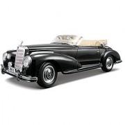 1/18 scale die-cast Mercedes Benz 300S-1955