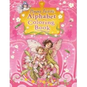 Flower Fairies Alphabet Coloring Book by Cicely Mary Barker