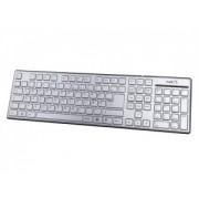 Tastatura Cu Fir Natec Starfish Slim USB Argintiu