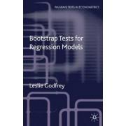Bootstrap Tests for Regression Models by Leslie Godfrey