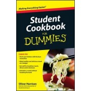 Student Cookbook For Dummies by Oliver Harrison