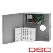 CENTRALA ALARMA ANTIEFRACTIE DSC POWER PC 585 CU TASTATURA