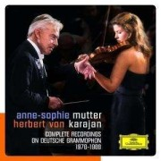 Anne-Sophie Mutter - Complete Rec. On Dg (0028947775720) (5 CD)