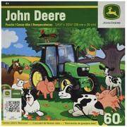 Masterpieces John Deere Farmer Johns Welcome Puzzle (60-Piece)