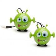 Boxa portabila KitSound MyDoodles Trendz Mini Buddy Alien