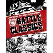 Garth Ennis Presents the Best of Battle by Alan Hebden