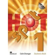 Hot Spot 1 Student Book with CD-ROM by GARNGER Colin