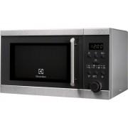 Cuptor cu microunde Electrolux EMS20300OX, 18 Litri, 5 Nivele De Putere, Control Electronic, Afisaj Digital, Timer, Inox