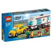 LEGO City Town 4435: Camper Van (218pcs)