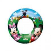 Bestway Kółko dmuchane do pływania Mickey Mouse 56cm