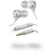 Plantronics Backbeat 216 Stereo Headphones with Mic - White