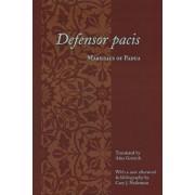 Defensor Pacis by Marsilius of Padua