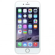 Apple iPhone 6 (Silver, 128GB)