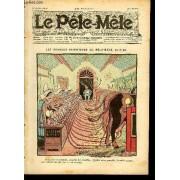 Le Pêle-Mêle, 10è Année, N°26. Les Grandes Inventions Du Pele-Mele