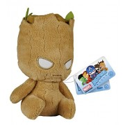Funko - Peluche Marvel Guardian Of The Galaxy - Groot Mopeez 10Cm - 0849803055851