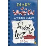 Diary of a Wimpy Kid Rodrick Rules 2(Jeff Kinney)