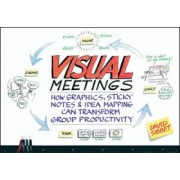 Visual Meetings by David Sibbett