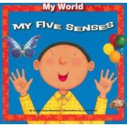 My Five Senses by Gladys Rosa-Mendoza