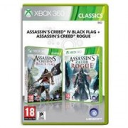 Assassin's Creed 4 Black Flag Si Assassin's Creed Rogue Compilation Xbox360