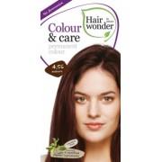 Castaniu Auburn 4.56 - Vopsea Permanenta fara Amoniac cu Ulei de Argan