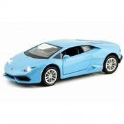 RMZ City Lamborghini Huracan LP 610-4 Blue 1/36 Diecast Scale Model Car